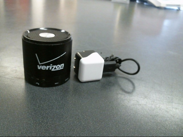 VERIZON IPOD/MP3 Accessory BLUETOOTH SPEAKER