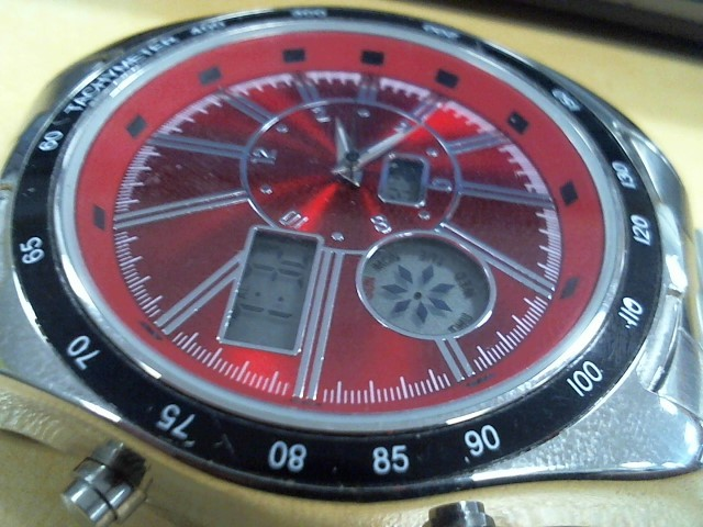 SEIKO Gent's Wristwatch TACHYMETER WATCH