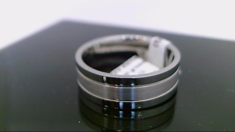 Gent's Ring Silver Stainless 8.6g