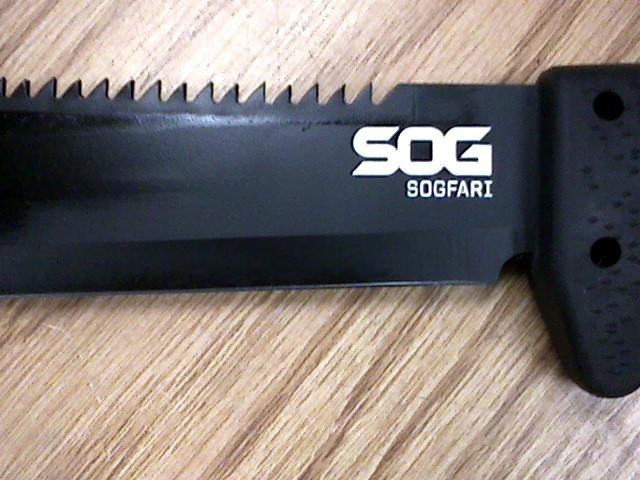 SOG Hunting Knife SOGFARI