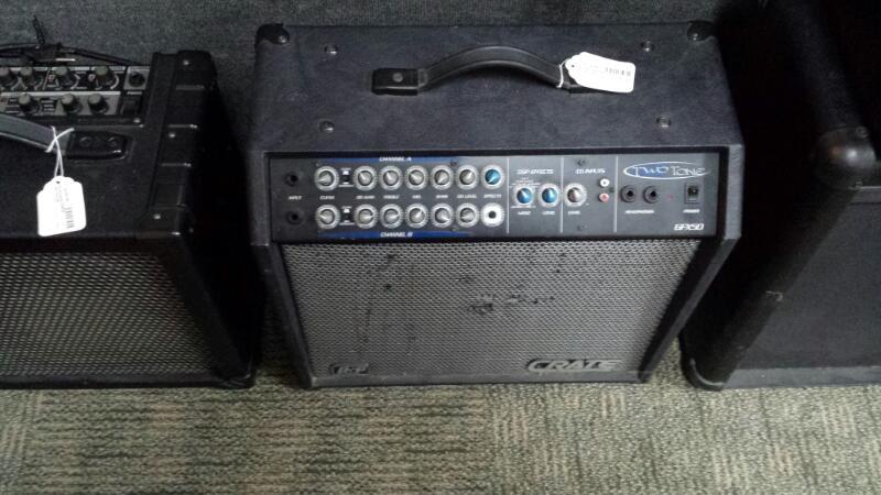CRATE Electric Guitar Amp GFX-50