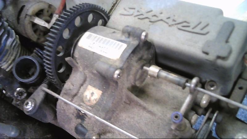 TRAXXAS gas RC CAR ford f150