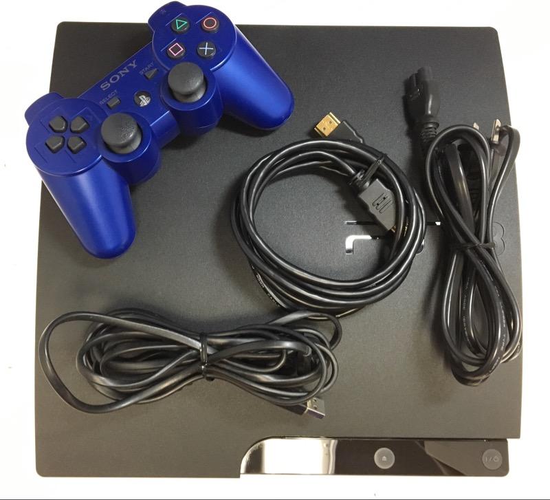 Sony Playstation 3 PS3 Slim 160GB Console CECH-3001A