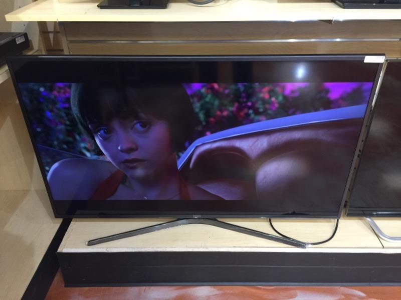 SAMSUNG Flat Panel Television UN50JS7000FXZA
