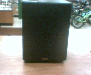 PARADIGM Speakers/Subwoofer PDR-10