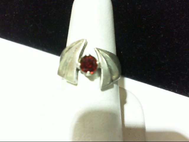 Lady's Silver Ring 925 Silver 4.1g