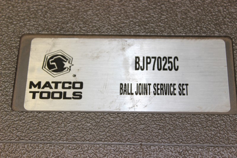 Matco Tools Ball Joint Service Set - BJP7025C