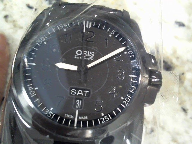 ORIS Gent's Wristwatch 01 735 7641 4764