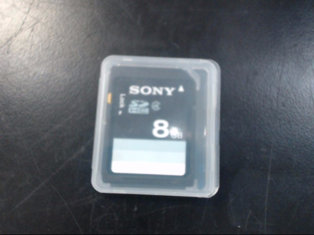 SONY Computer Accessories MICROVAULT 8GB