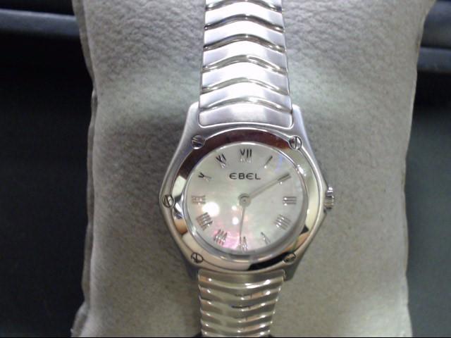 EBEL Lady's Wristwatch 9157F11