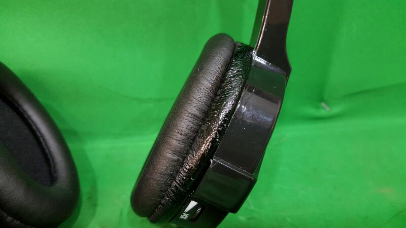 THE SHARPER IMAGE Headphones SHP921