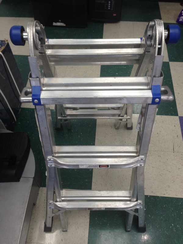 WERNER LADDERMT-13 *IN STORE PICKUP ONLY*