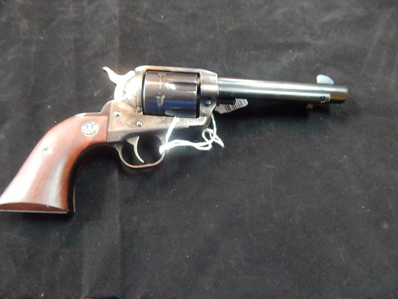 RUGER Revolver NEW BISLEY VAQUERO