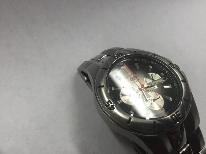 FOSSIL Gent's Wristwatch BQ-9196