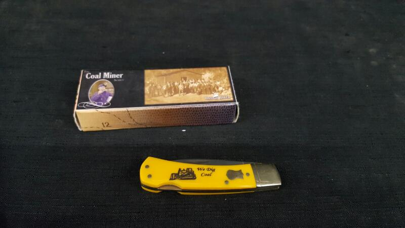 "4"" Rough Rider RR759 Pocket Knife"
