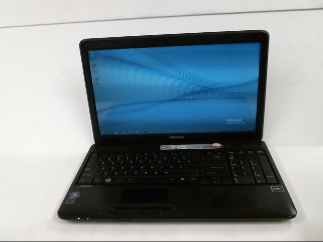 TOSHIBA Laptop/Netbook SATELLITE C655D-S5043