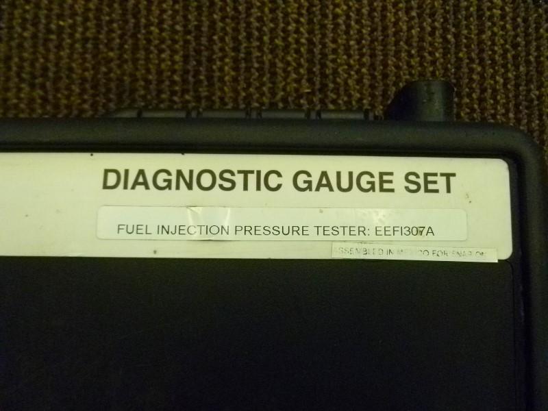 SNAP ON DIAGNOSTIC GUAGE SET