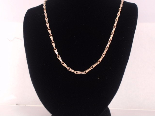 Gold Chain 10K Rose Gold 5.08g