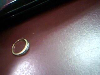 Lady's Diamond Fashion Ring 20 Diamonds .60 Carat T.W. 14K Yellow Gold 2.46g