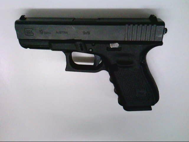 GLOCK 9mm  Pistol 19 GEN 4