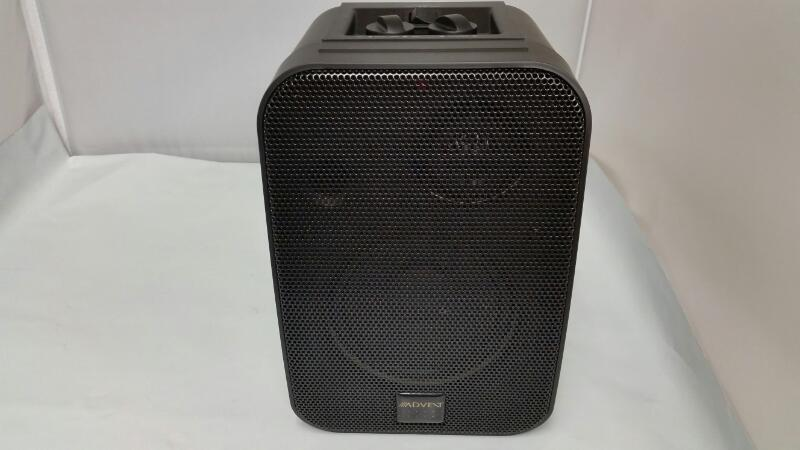 Advent Recoton AW400 Wireless Stereo Speakers 900MHz