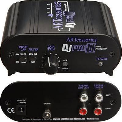 ARTCESSORIES Electronic Instrument DJ PRE II DJ PRE II