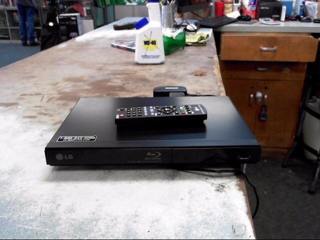 LG Blu-Ray Player BP135