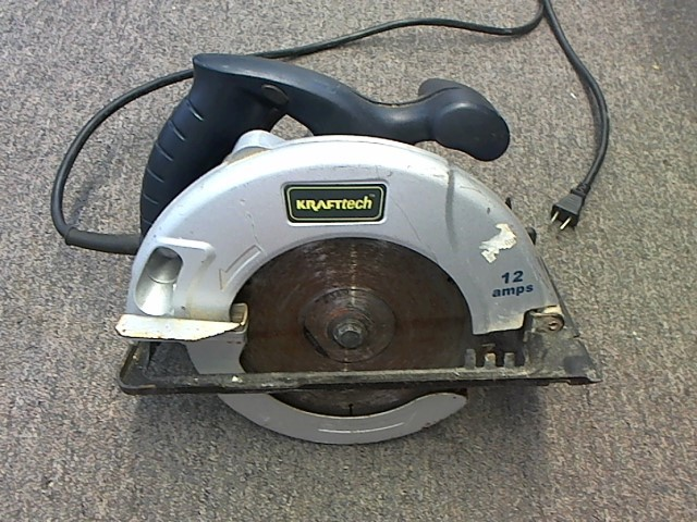 KRAFT TECH Circular Saw CS185CF