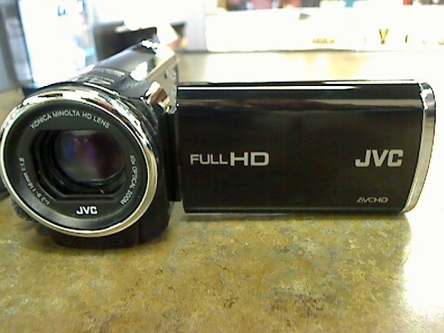 JVC Camcorder GZ-HM35BU