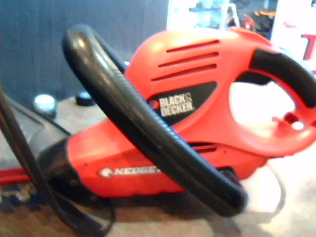 BLACK&DECKER Hedge Trimmer HS2400