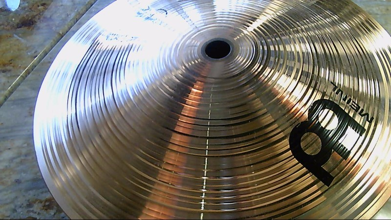 "Meinl High Bell 8"" Cymbal"