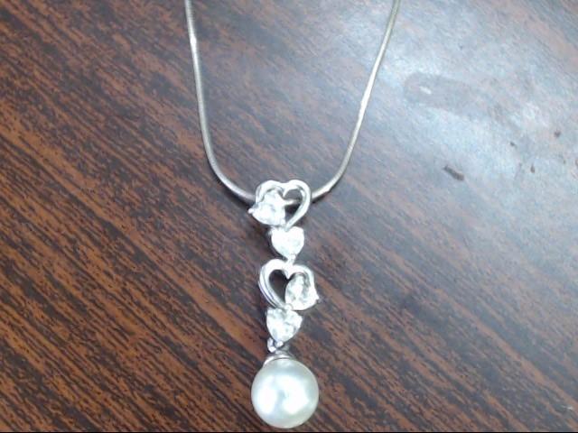 "18"" Silver Chain 925 Silver 4.6g"