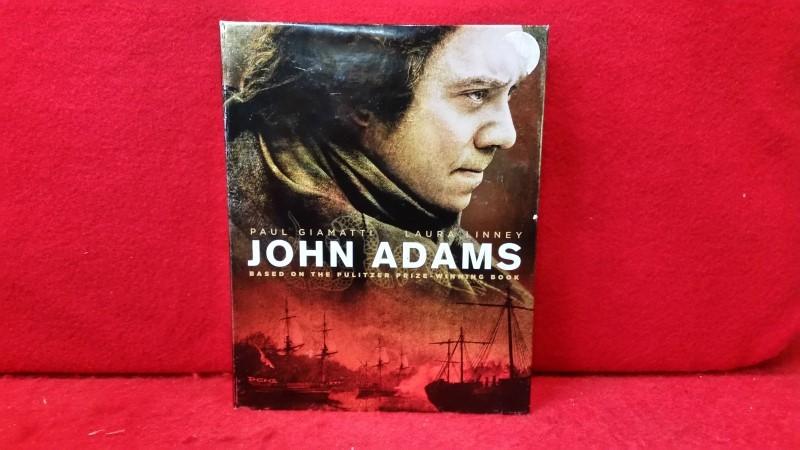 JOHN ADAMS Blu-Ray BLURAY