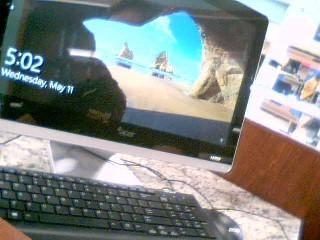 ACER PC Desktop AZC-700G-UW61
