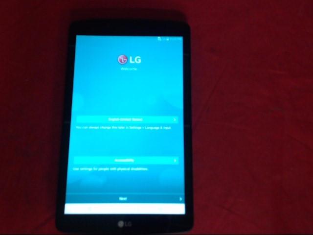 LG Tablet LG-V496