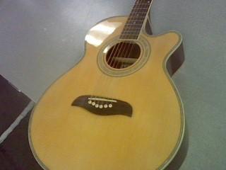 OSCAR SCHMIDT Electric-Acoustic Guitar OG10CEN