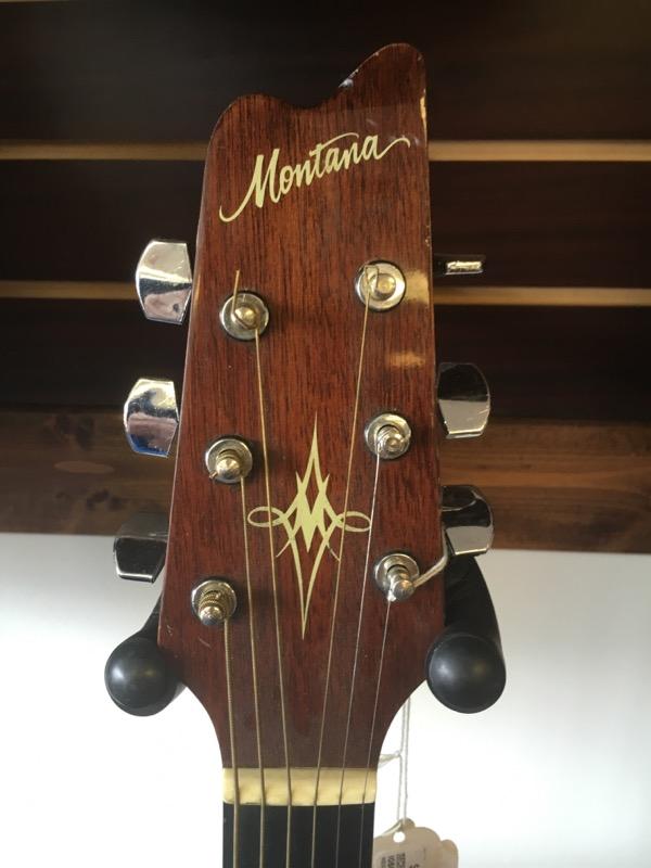 MONTANA GUITAR M18-4