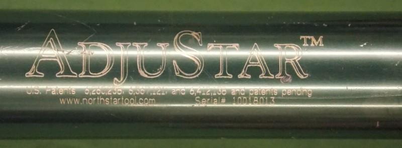 "NORTHSTAR'S ADJUSTAR EXTENDABLE DRYWALL FLAT BOX HANDLE 40""-62"""