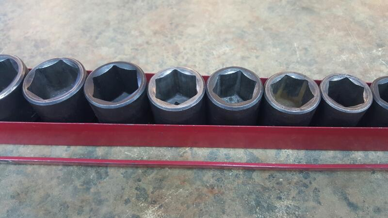 WRIGHT TOOL Sockets/Ratchet 415
