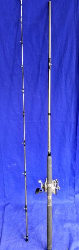 SHIMANO TDR-90M2B 9'