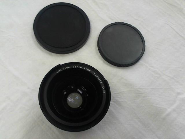 OPTEKA Lens/Filter MACRO FISHEYE