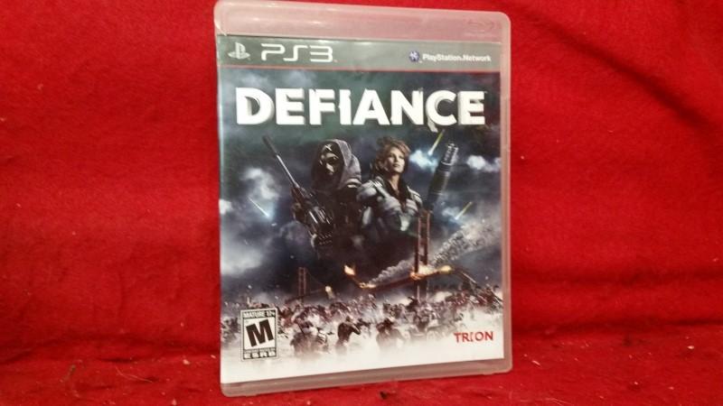 Defiance (Sony PlayStation 3, 2013)