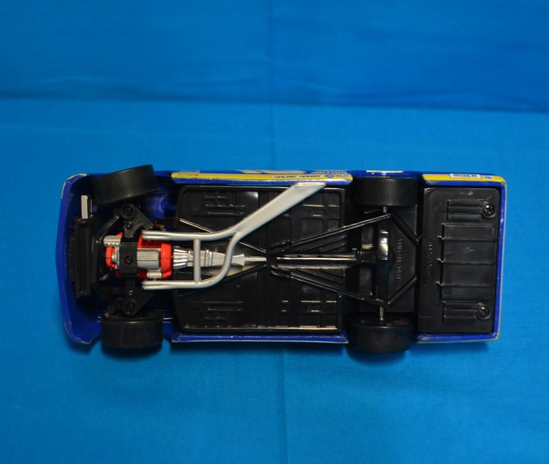 Nascar Napa Ron Hornaday Jr #16 1:24 Blue Diecast Truck
