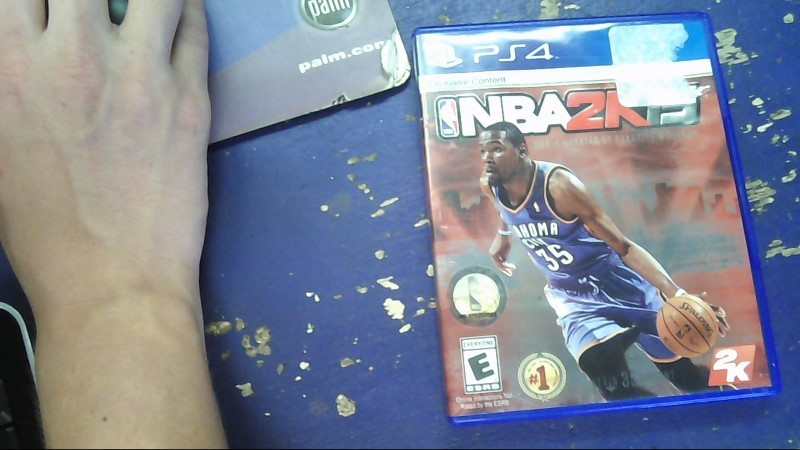 SONY Sony PlayStation 4 Game NBA 2K15 - PS4