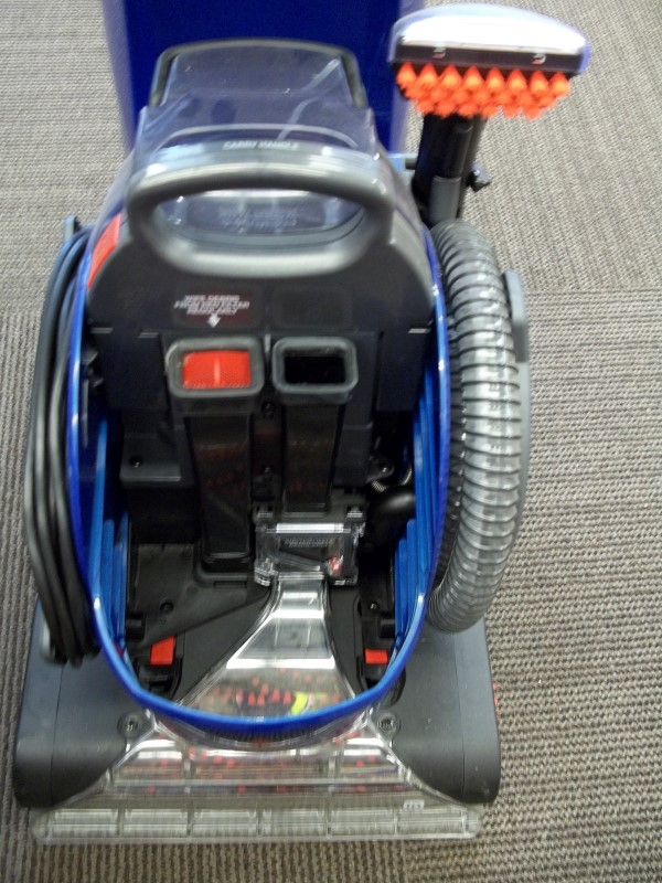BISSELL DEEP CLEAN LIFT-OFF PRO HEAT CARPET CLEANER