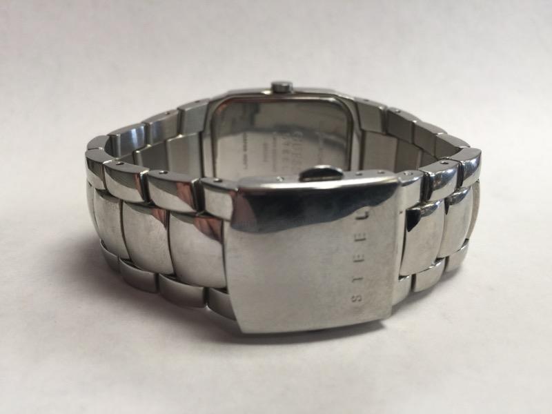 GUESS Wristwatch G95255G-STEEL