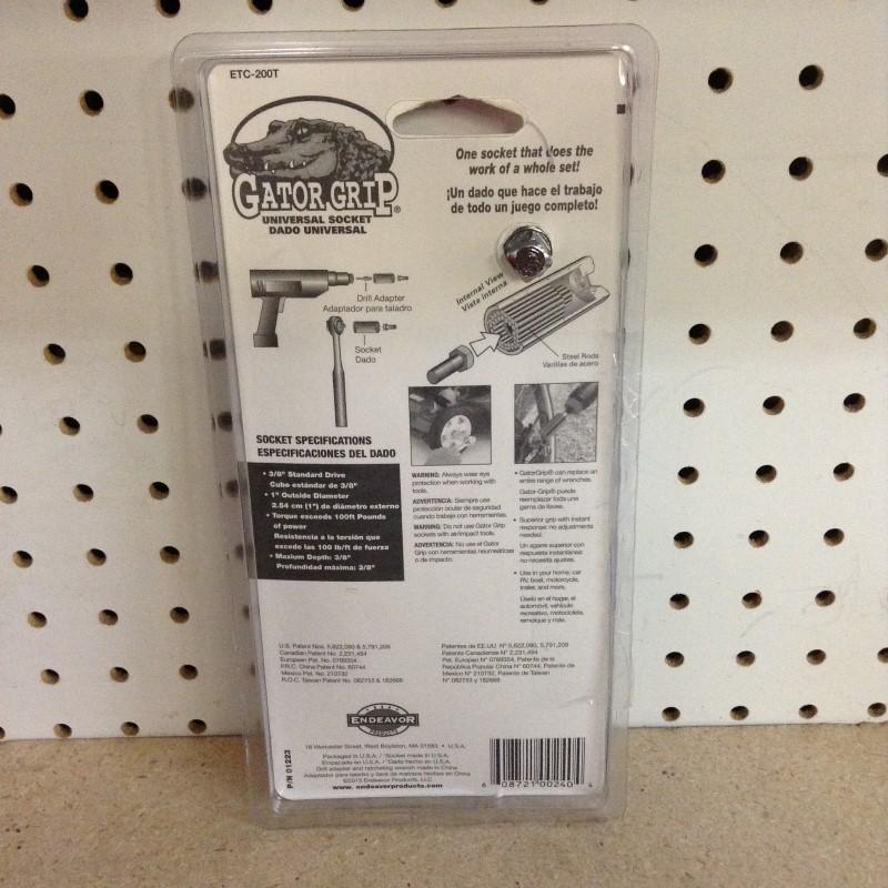 GATOR GRIP Cement Hand Tool ETC-200T