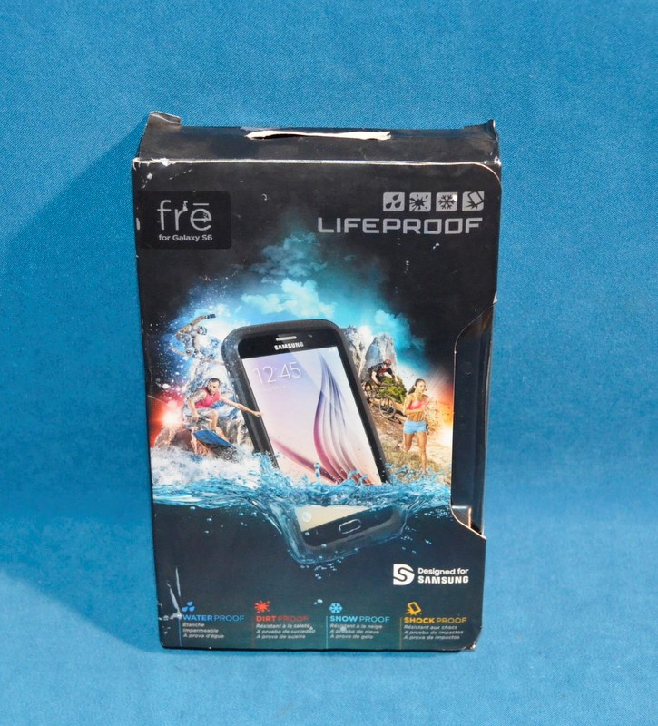 LIFEPROOF FRE GALAXY S6 CELL PHONE CASE/COVER