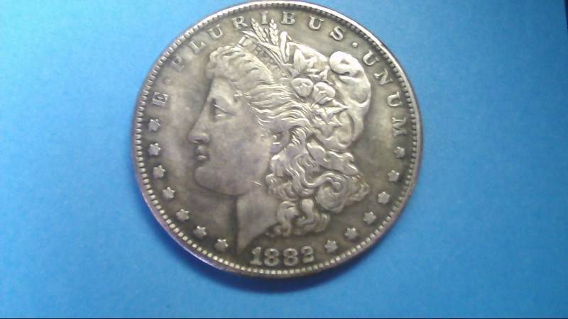 UNITED STATES Silver Coin MORGAN DOLLAR - (1878 - 1921)