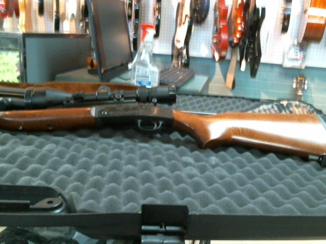 HARRINGTON & RICHARDSON Rifle HANDI RIFLE SB2